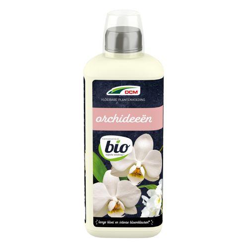 Engrais liquide DCM orchidées bio 0,8l