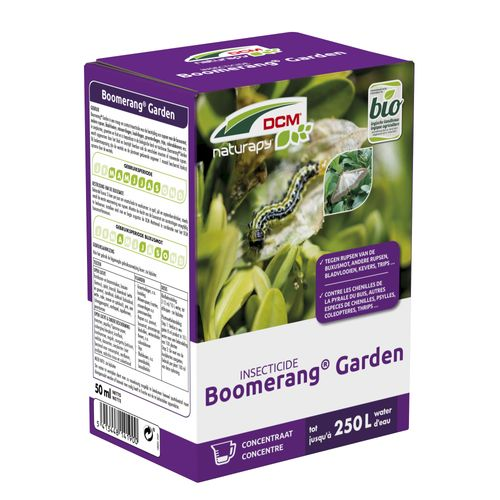 Insecticide DCM Boomerang Garden jardinage ornemental 50ml