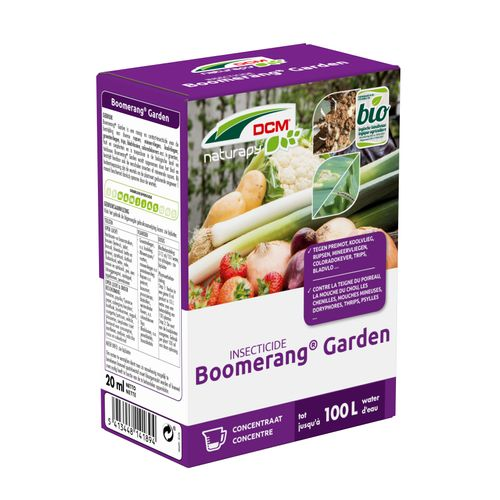 Insecticide DCM Boomerang Garden potager 20ml