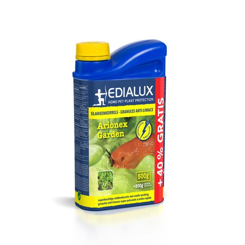 Insecticide anti-limaces Edialux Arionex 700g