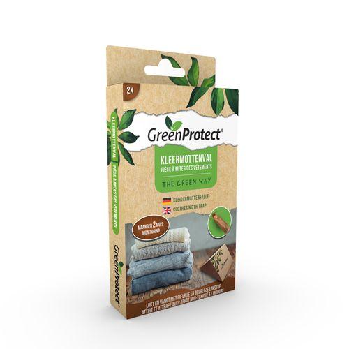 Pièges à mites Edialux Green Protect vêtements 2pcs