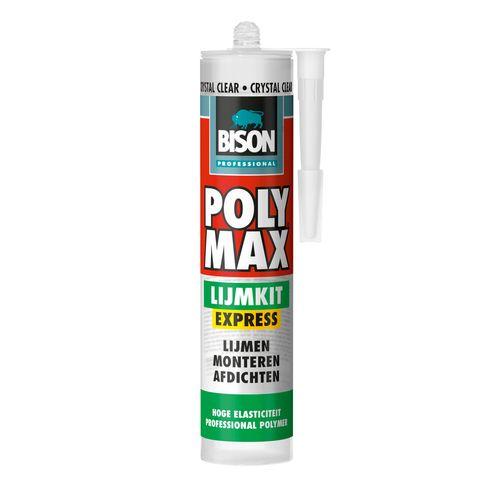 Bison professional montagekit Poly Max Express 300g