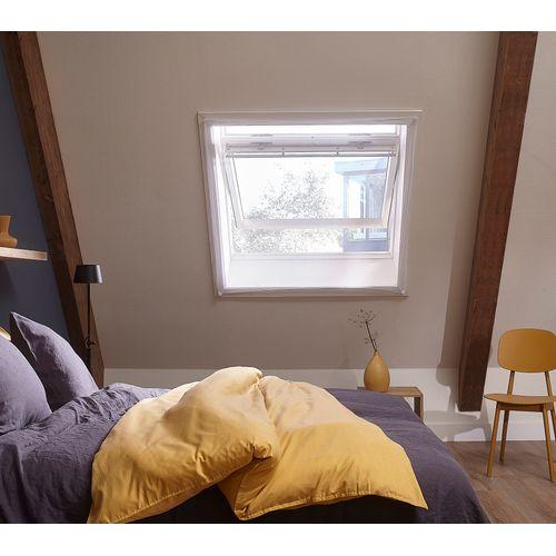Toile moustiquaire pour fenêtre de toit CanDo Basic blanche 120x140cm