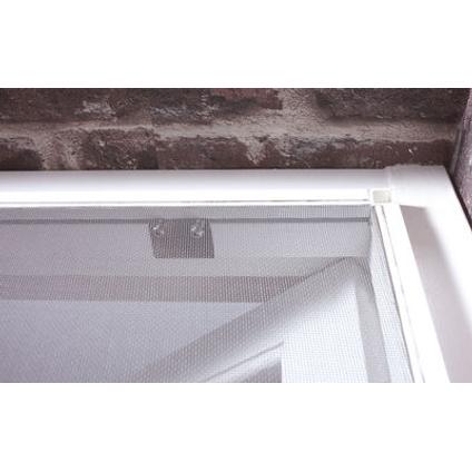 Moustiquaire de fenêtre Set Standard 100x120cm anthracite
