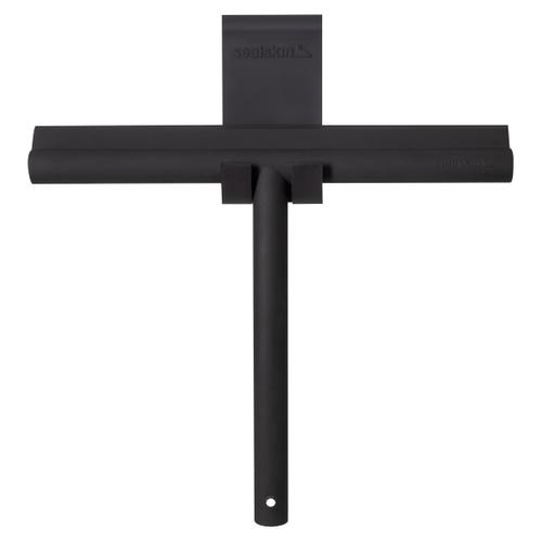 Sealskin raamwisser Deluxe + flexibele glashaak zwart