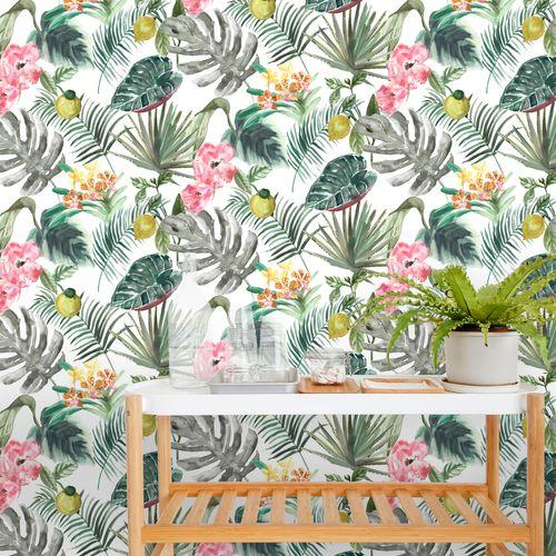 Decomode papier peint intissé Tropics