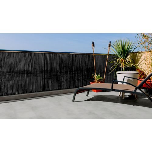 Brise-vue Nortene Fency anthracite 1,5x3m