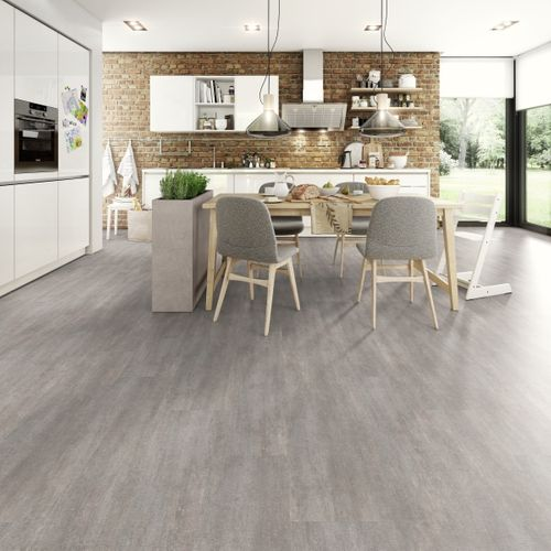 Parquet stratifié DecoMode Aqua Sicilië 8mm 2,534m²