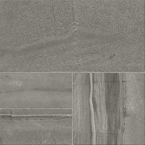 Carrelage extérieur Cersanit Bricco gris 42x42cm 1,41m²