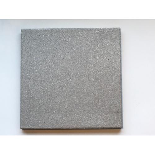 Dalle de terrasse Rodal Oostende 40x40x3,7cm gris clair