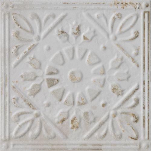 Wandtegel Victoria wit mat 20x20 cm