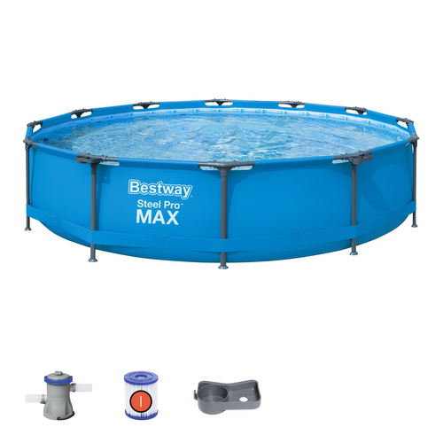 Bestway zwembad Steel Pro Max set 366x76cm