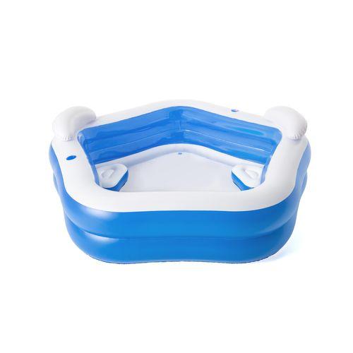 Bestway opblaasbare zwembad Family Fun 213x207x69cm