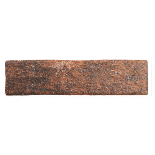 Carrelage Tiziano Umbral brun 7x28cm 0,53m²