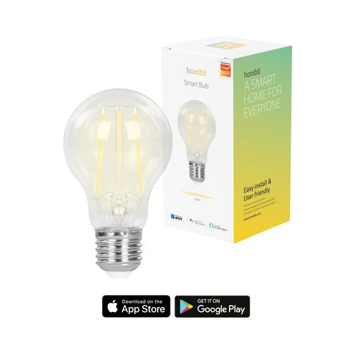 Hombli smart lamp Vintage LED E27 7W