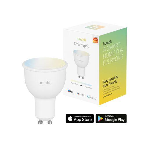 Ampoule Hombli smart GU10