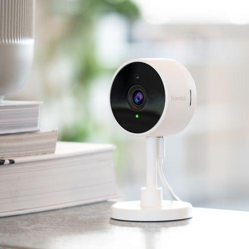 Hombli slimme indoor beveiligingscamera met WiFi