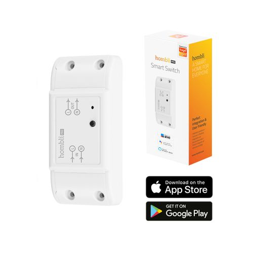 Interrupteur encastrable Hombli Smart Switch Pro Wi-Fi