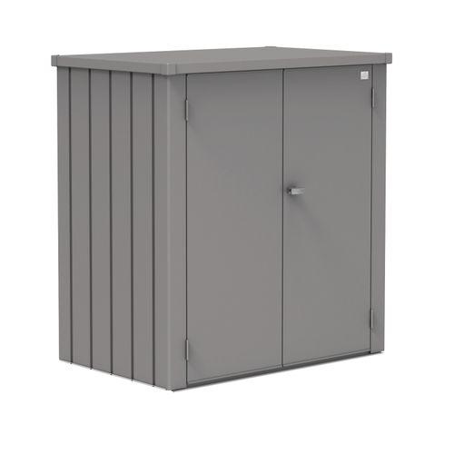Armoire de terrasse Biohort Romeo métallique 132x87x140cm