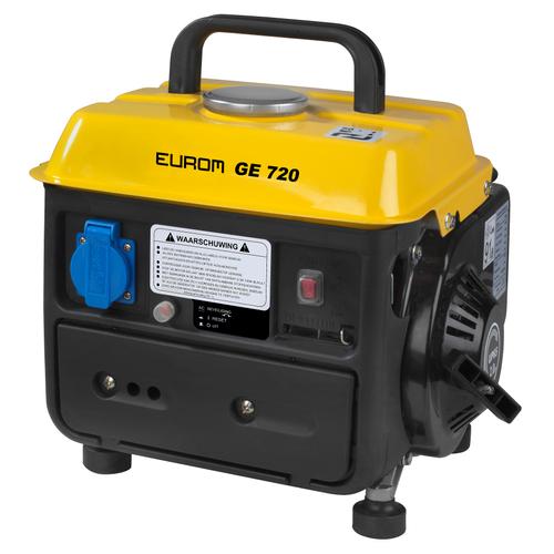 Groupe électrogène Eurom GE720