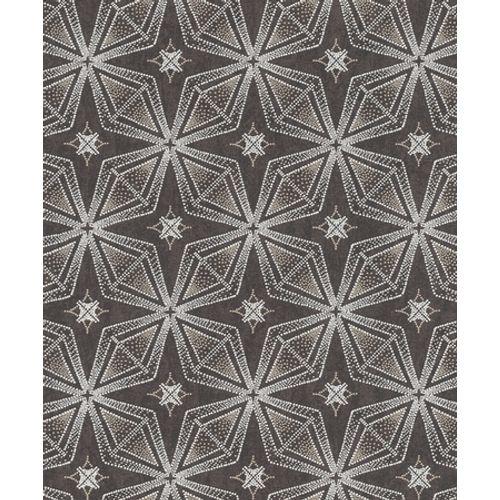 Papier peint intissé Rasch 634341 100,05x53cm noir
