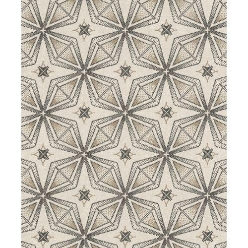 Papier peint intissé Rasch 634358 100,05x53cm beige-run