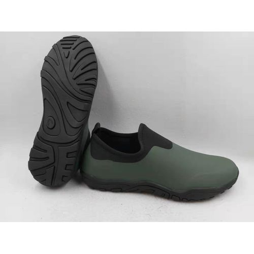 AB-Safety laarzen Busters Easy Shoe groen maat 40 uni