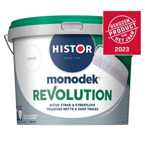 Histor Monodek Revolution White 5L