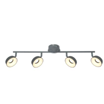 Fischer & Honsel spot LED 4x4W