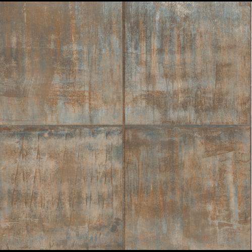 Papier peint vinyle Joseph cuivre PP3401