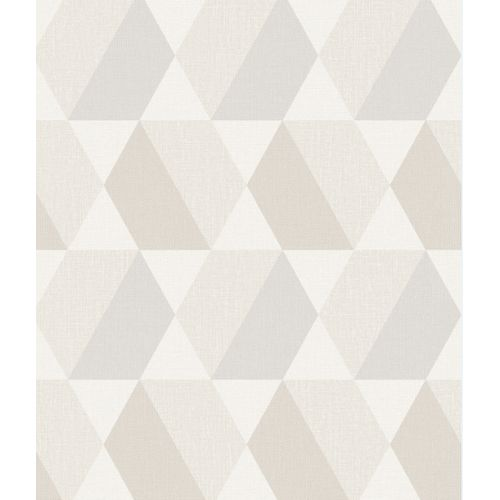 Papier peint vinyle Daturan beige SN3401