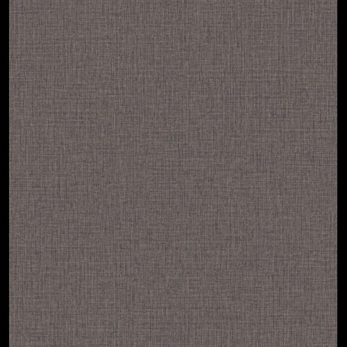 Papier peint vinyle Linea brun métal A42209