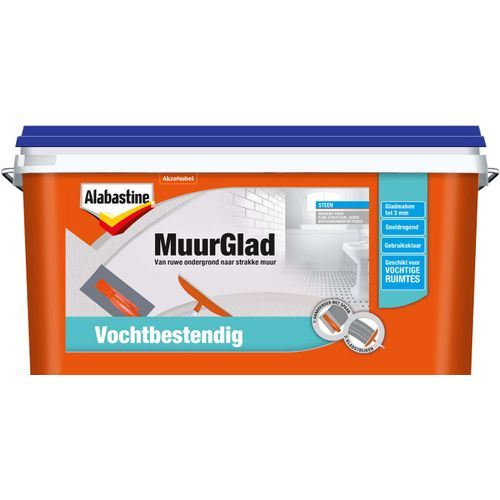 Alabastine Muurglad vochtbestendig 5L
