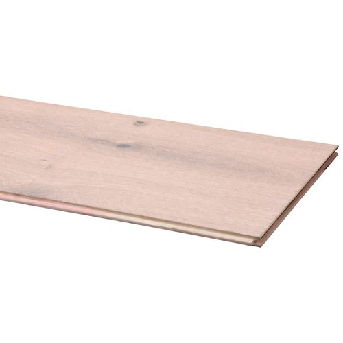 CanDo houten vloer white wash 10mm 2,888m²
