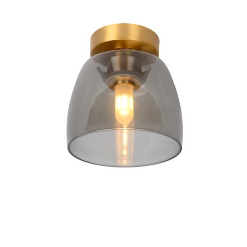 Lucide plafondlamp Tyler goud