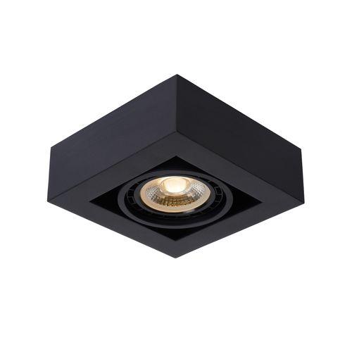 Lucide spot LED Zefix zwart 12W