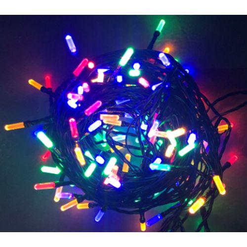 Guirlande lumineuse Central Park 360 LED multicolore