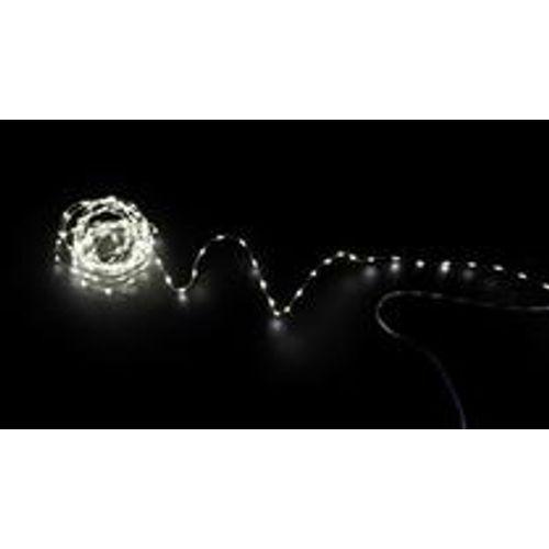 Central Park kerstverlichting space met timer 80 LED-lampjes