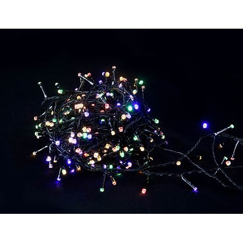 Central Park lichtsnoer 480 LED warm wit - meerkleurig