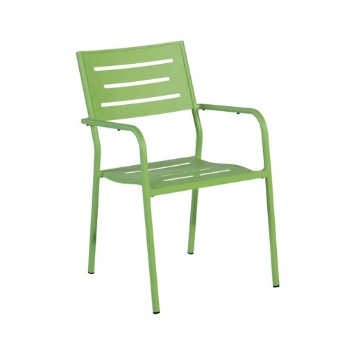 Chaise de jardin Exotan Hawaii empilable vert