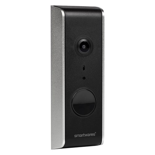 Smartwares heroplaadbare video Wi-Fi deurbel DIC-23216