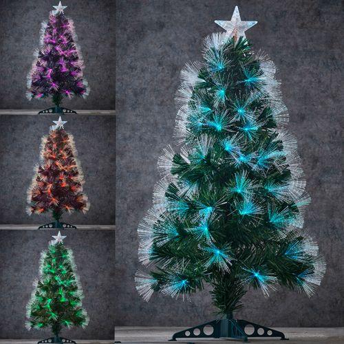 Highland kunstkerstboom Multicolour 90cm