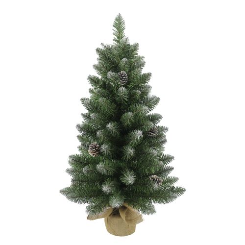 Kunstkerstboom Frosted Pine Tree 60cm