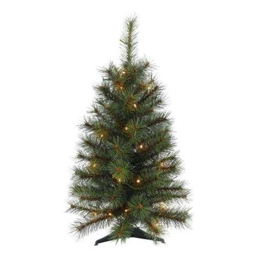 Sapin de Noël Central Park 2-en-1 60cm