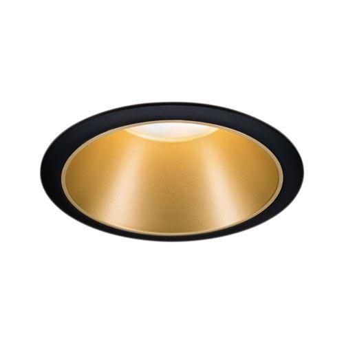 Paulmann inbouwspot LED Cole zwart goud 6,5W