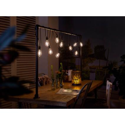 Luxform solar lichtslinger LED Hawai transparant