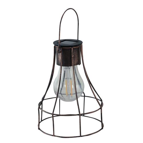 Luxform solar hanglamp Dortmund