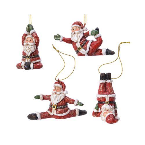 Pendentif Père Noël Decoris
