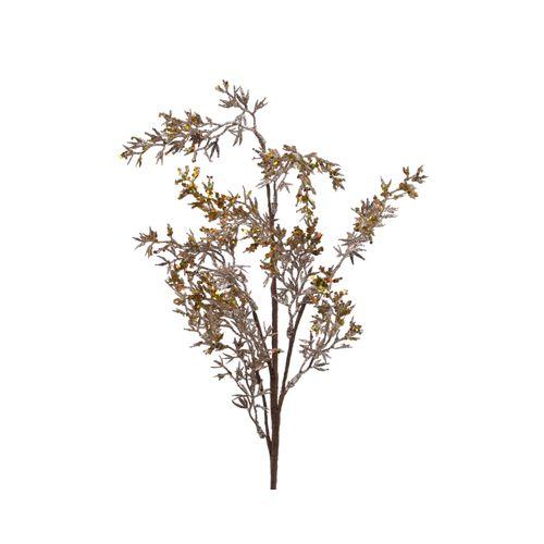 Décoration Branche plastique or 70cm