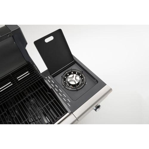 Barbecue au gaz Landmann Triton PTS2.1 argenté 10kW